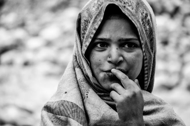 Gold Nomad Children of Gilgit-Baltistan, Pakistan