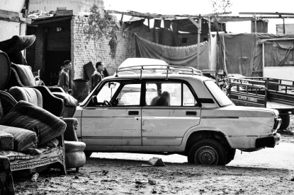 Cairo's Friday Market, Egypt