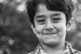 Ahmed Sulaiman, age 6, from Afghanistan and Alexandria, VA: 'I really don't like home works. When I grow up I want to have my own office.'