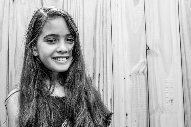 Rachel, age 10, future nurse or scientist, from Cuba and La Plata, MD.