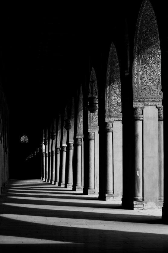 Ibn Tulun Mosque, Cairo (Egypt)