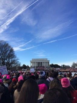 Women's March, 2018